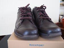 Rockport NIB, Brown Leather, Comfort Walking Shoe, 7.5 Wide