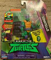Rise of the Teenage Mutant Ninja Turtles Donatello Battle Shell Action Figure