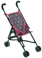 Bayer Chic 2000 Puppenbuggy Roma (Sternchen Pink)