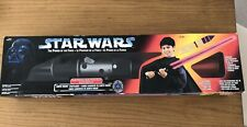 Star Wars The Power Of The Force Electronic Darth Vader Light Saber Kenner 1996