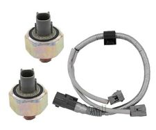 2 DENSO Knock Sensors & harness 89615-12090 for TOYOTA LEXUS Avalon Camry ES300