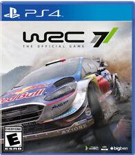 WRC 7 PS4 New playstation vita, PlayStation 4