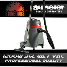 1200W Wet & Dry Vacuum - 36L Commercial grade 1 Year Warranty