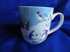 CHRISTMAS PENGUINS MUG BY JAN PASHLEY