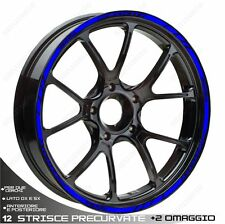 TRIMS STICKERS SPORT WHEEL WHEEL APRILIA SPORTCITY 125 200 250 15-15 BLUE
