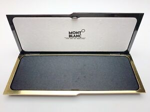 Montblanc Pen Case (Gift Box Made in Holland)