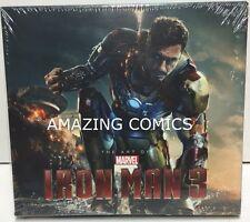Marvel - ART OF IRON MAN 3 MOVIE - Hardcover HC w/slipcase - NEW SEALED