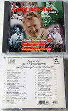 Rudi Schuricke - 24 Lieder 1938-1947 .. Rare TMK CD