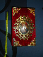 BEAUTIFUL RUSSIAN ORTHODOX BOOK - EARLY 19TH CENTURY - PAUL I OF RUSSIA ROMANOV