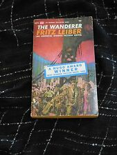 THE WANDERER Fritz Leiber 1964 1st Ed. Ballantine Books Hugo Award Winner PB