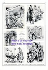 Big sale in Department stores 1924 XL page with 6 drawings 4 sale discount