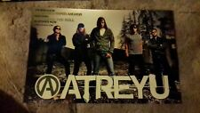 ATREYU-LEAD-SAILS-PAPER-ANCHOR-1 POSTER-11X17INCHES-NMINT