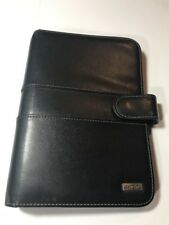 """Franklin Covey Classic Faux Leather Binder 1"""" Rings"""
