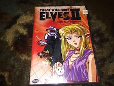 THOSE WHO HUNT ELVES II FORGIVE ME FOR STRIPPING YOU DVD