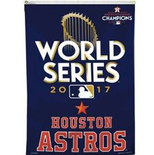 New listing Houston Astros Flag, Banner, World Series Champions, Vertical, Mlb, 3X5 Ft