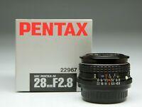 PENTAX SMC M  28/2,8