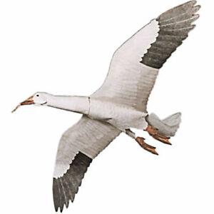 Jackite Snow Goose Decoy Kite / Windsock