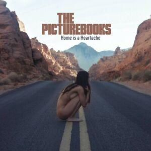 THE PICTUREBOOKS - HOME IS A HEARTACHE   VINYL LP+CD NEU