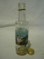 VODKA VAN GOGH -DOUBLE ESPRESSO- a miniature (50ml) empty bottle,holland export.