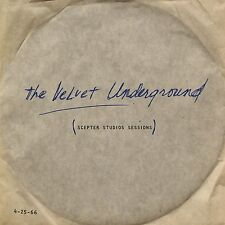 Velvet Underground & Nico: Scepter Studio Session - LP Limited Copia / Copy N.04