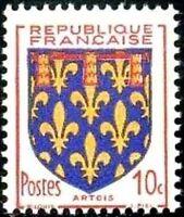 "FRANCE TIMBRE STAMP N°899 ""ARMOIRIES DE PROVINCE, ARTOIS"" NEUF X TB"