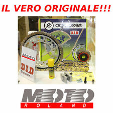 KIT TRASMISSIONE CATENA ORIGINALE DID  SUZUKI DL 650 V STROM '04-'16 525 ULTIMO