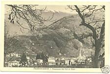 VALDOBBIADENE - PANORAMA DAL COL DI ROER (TREVISO)