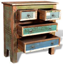 Small Reclaimed Sideboard Industrial Style Furniture Indian Vintage Wood Cabinet