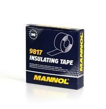 MANNOL Insulating Tape Electrical PVC Insulation Flame Redundant 19mmX10m