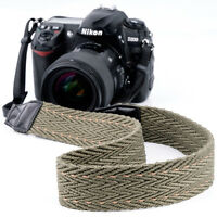 Universal DSLR SLR Camera Neck/Shoulder Strap Hand Grip For Canon EOS Nikon Sony