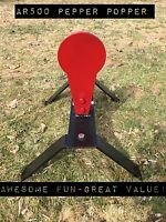 AR500 AUTO POPPER PEPPER POPPER SPRING LOADED AUTO RESET REACTIVE TARGET-AWESOME