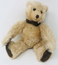 Gund Canterbury Bears Special Limited Edition Bear #54/300 Leather Pad On Paws