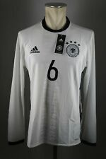 bddf527657450 Deutschland DFB Trikot Home Langarm 2016 Adidas Jersey Gr. 7 adizero DFB  Germany