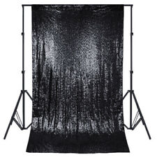 Glitter Sequin Wedding Backdrop Curtain Photo Booth Background Party Decor NEW