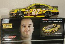 2014 PAUL MENARD #27 MENARD'S 1/24 CAR#327/675  NICE RARE CAR SHIPS FAST LOOK