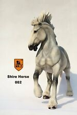 Mr.Z SH002 1/6 Scale Animal Series Resin Statue Shire Horse