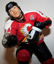 McFarlane Theo Fleury NHL Legends 08 Calgary Flames Figure