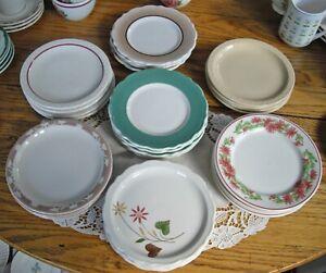 """Vintage Syracuse China RESTAURANT 6"""" Plate Sets ~ U-PICK ~"""