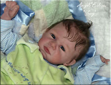 """Reborn Babies Trey KIT by Michelle Fagan 20""""  Baby Supplies Create you Own"""