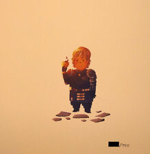 Olly Moss – Tyrion Lannister - Game of Thrones Print Poster Mondo Artist