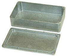 4.49in X 2.52in X 1.18in Die Cast Aluminum Box   16284