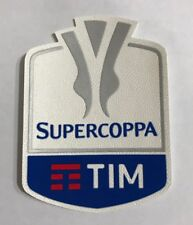 Patch Badge Final Italy supercup Supercoppa TIM Calcio 20016-2017 Juventus Lazio