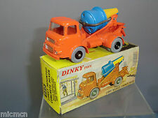 DINKY TOYS MODEL No.960 Albion CAMION montato Betoniera VN Nuovo di zecca con scatola