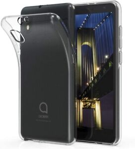 Case For Alcatel 1B 2020 ShockProof Ultra Thin Soft Phone TPU Silicone Cover