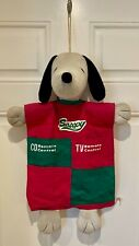 VINTAGE Snoopy telecomando titolare TV CD DVD United Feature Syndicate