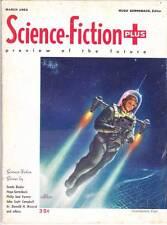 SCIENCE FICTION PLUS #1 - 1953 - Frank R. Paul, Philip Jose Farmer, Eando Binder