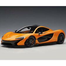 AUTOart McLaren P1 1:18 Model Car Papaya Spark 76063