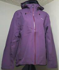 Rohan Momentum Purple Waterproof Jacket Women's Size Large US 12-14