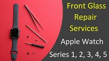 Apple Watch Series 1, 2, 3, 4, 5 screen glass repair services