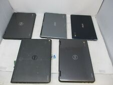 Lot Of Chromebooks; Dell, Acer, Asus.(For Parts) (As Is) (5 Piece Lot Sale)